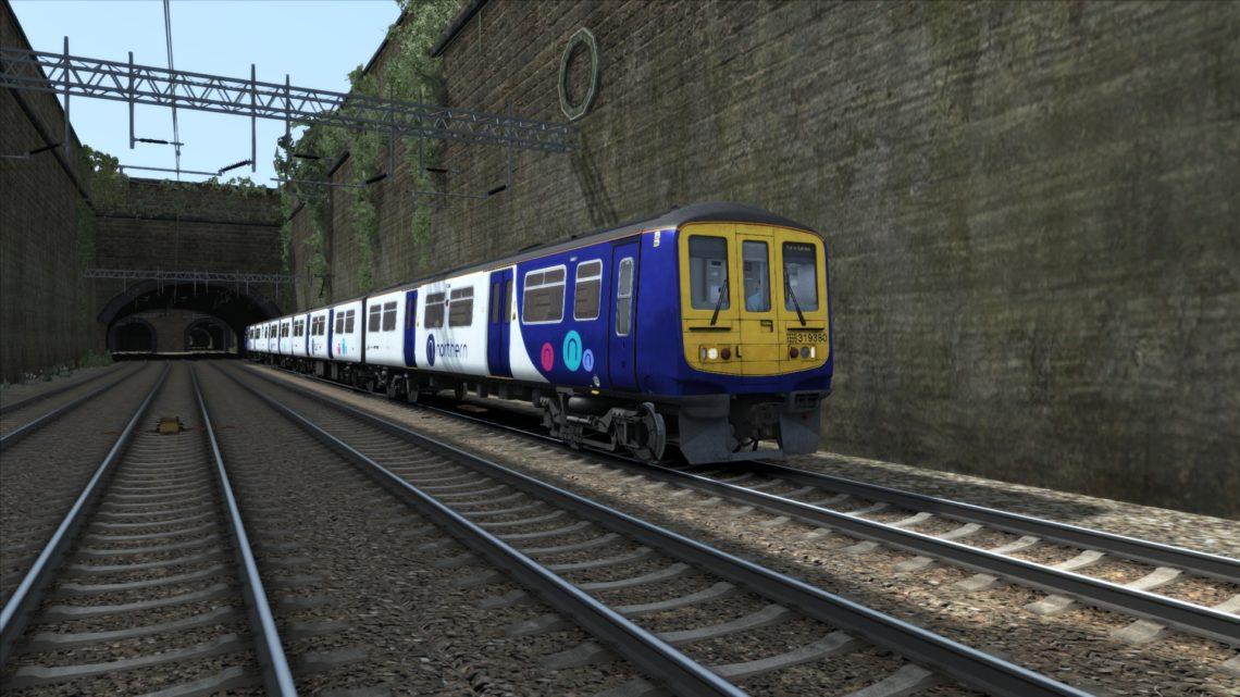Class 319 Arriva Northern