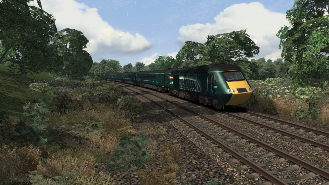 2E12 0600 Penzance to Exeter St Davids