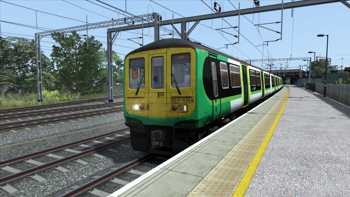 Class 319 London Midland