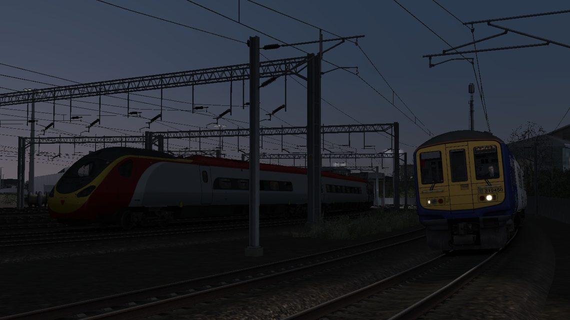 5F37 20:39 Liverpool Lime Street – Allerton Depot ECS