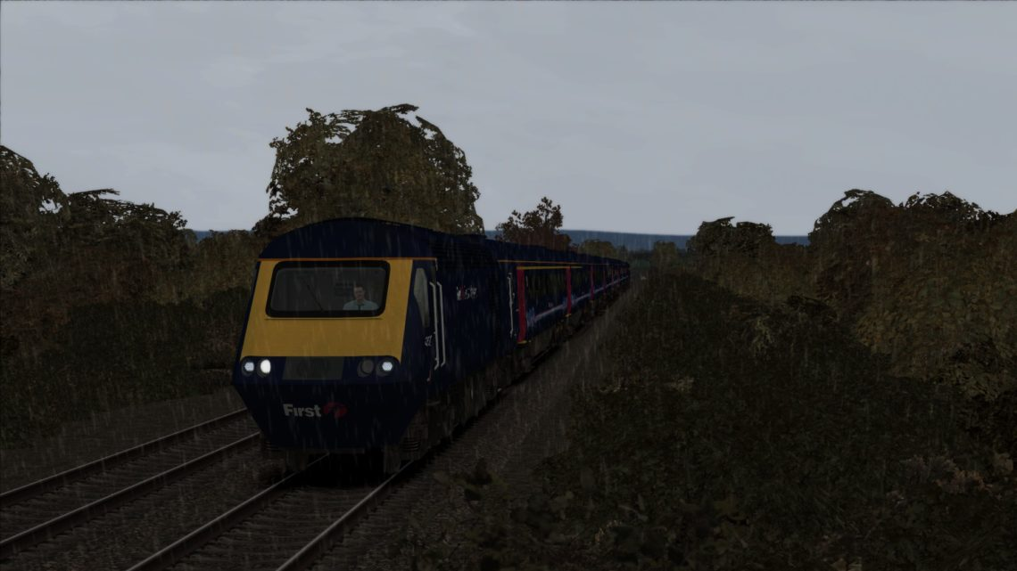 1L40 08.37 Worcester Shrub Hill – London Paddington (2018) v1.1