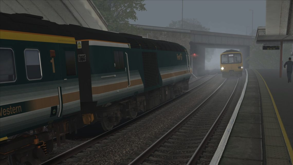 5A18 05+26 Cardiff Ctl – Cheltenham Spa / 1A18 06.54 Cheltenham Spa – Paddington