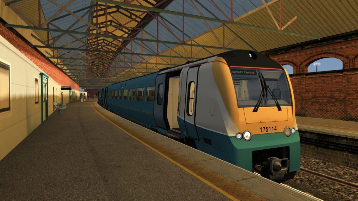 1V94 0805 Holyhead – Cardiff Central (North Wales Coastal Extension)