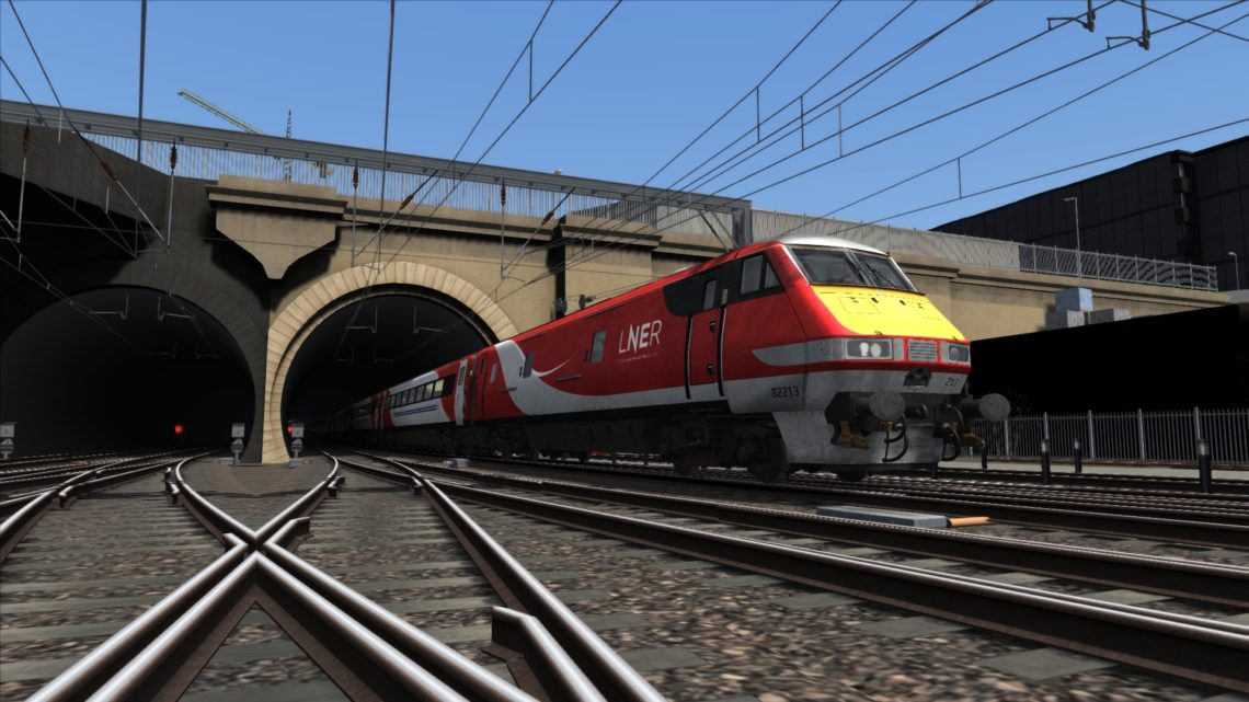 1E06 Glasgow Central to London King's Cross (Shift 3 York to London)