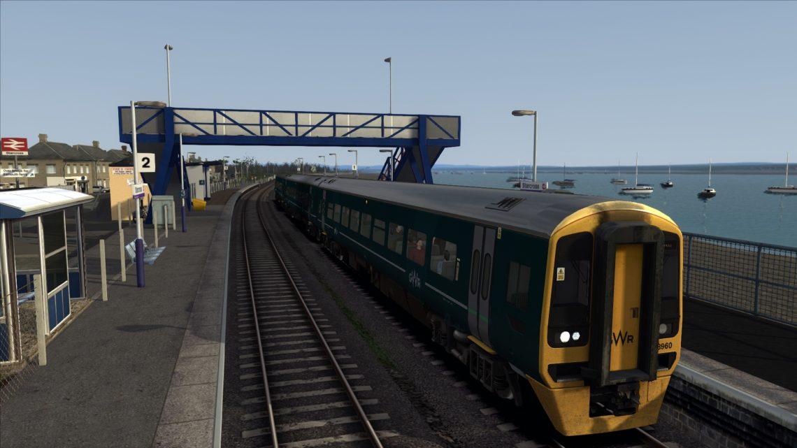 2T09(GWR) Exmouth to Paignton