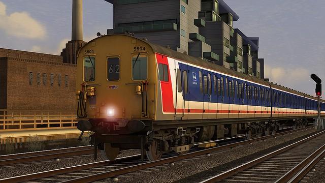 Class 415 Network SouthEast EPB Headcode Blinds Replacement