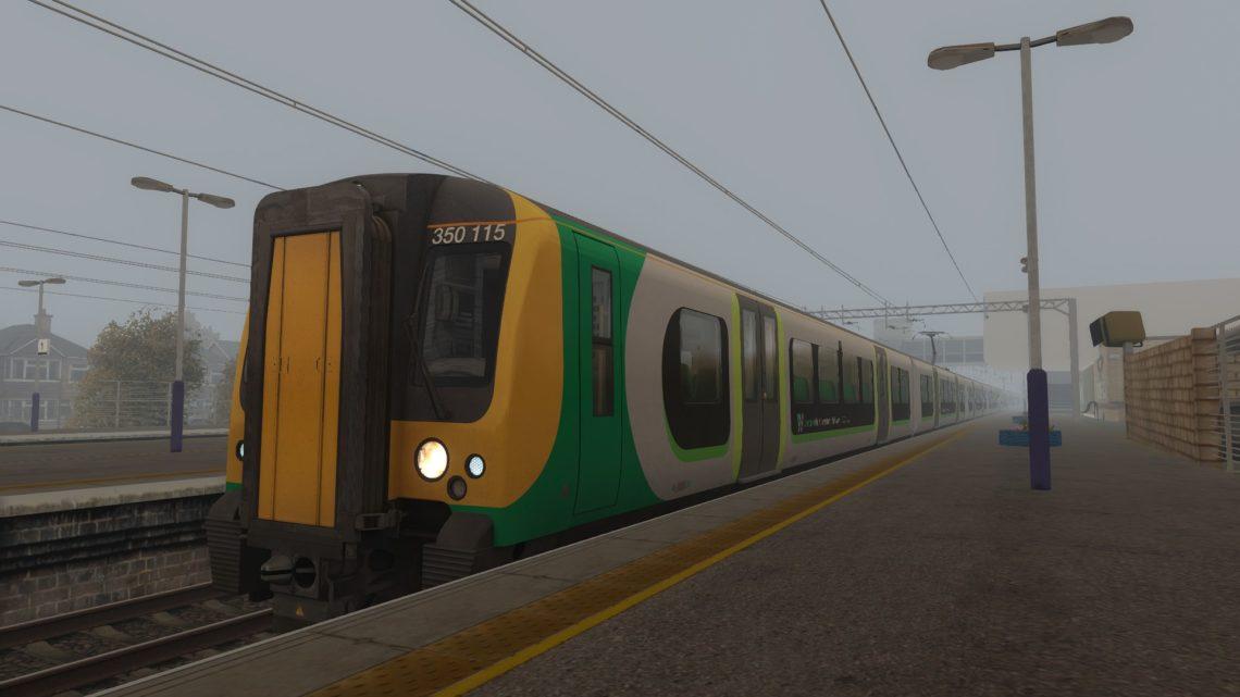 (GBS) 1W00 0700 Northampton to London Euston
