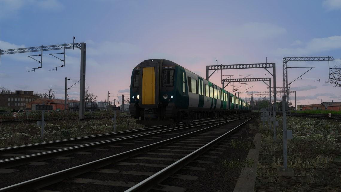 2T03: 0604 London Euston to Tring