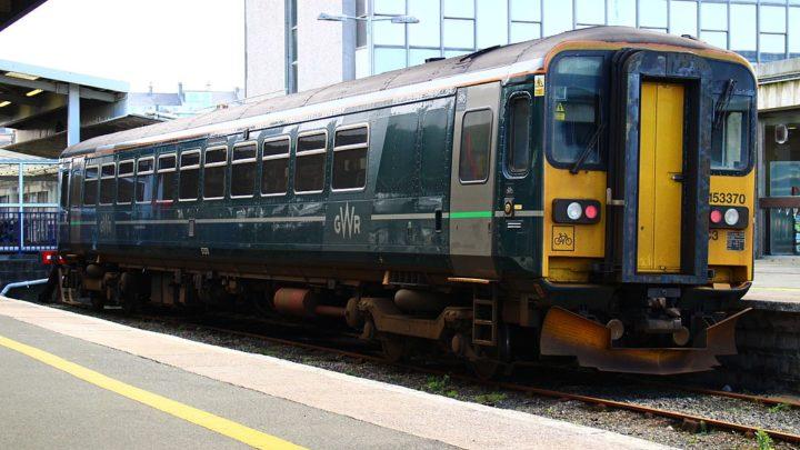 2G64 Gunnislake to Plymouth