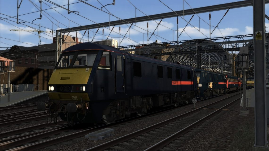1D23 – 17:03 London Kings Cross to Leeds