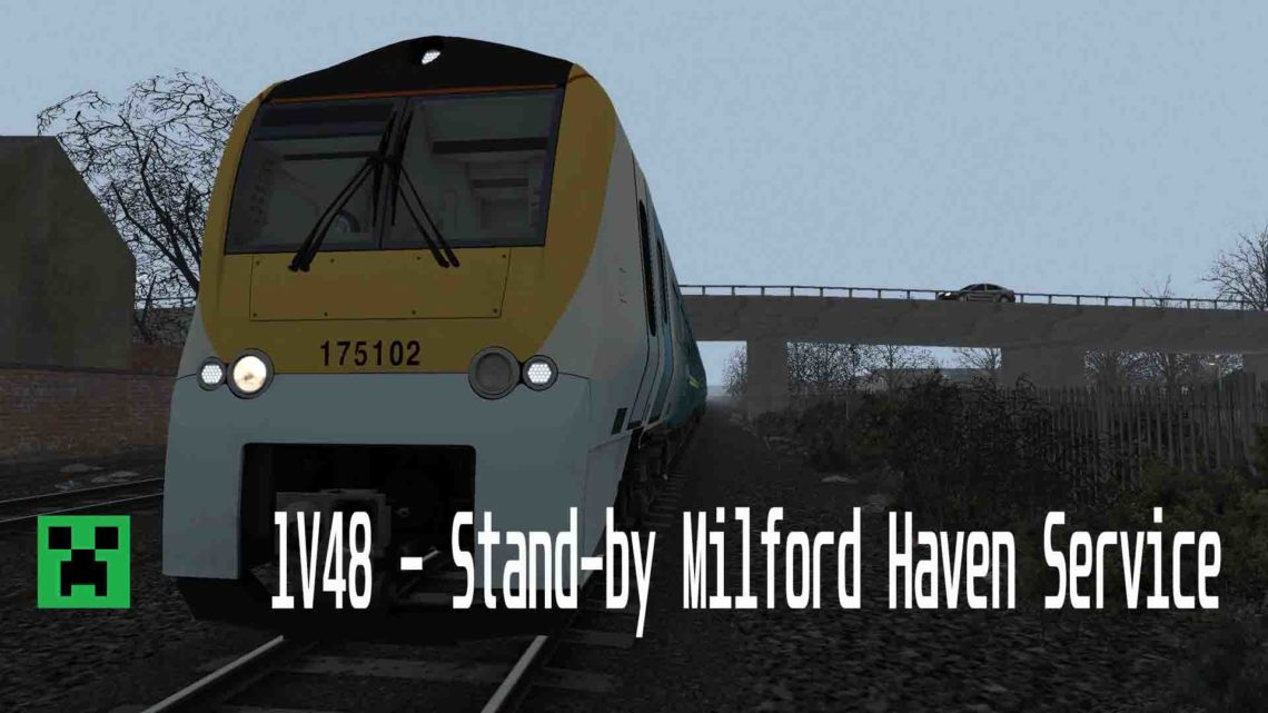 1V48 – Stand-by Milford Haven Service.