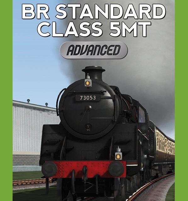 Just Trains BR Standard Class 5MT Advanced