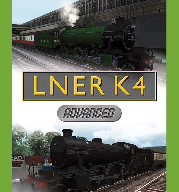 Just Trains LNER K4 Advanced
