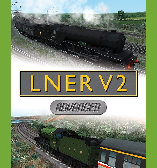 Just Trains LNER V2 Advanced