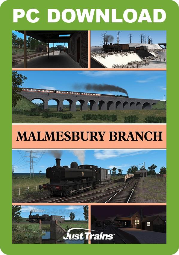 just trains malmesbury branch  u2013 alan thomson sim