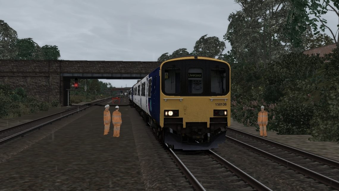 Hunts Cross Shuttle