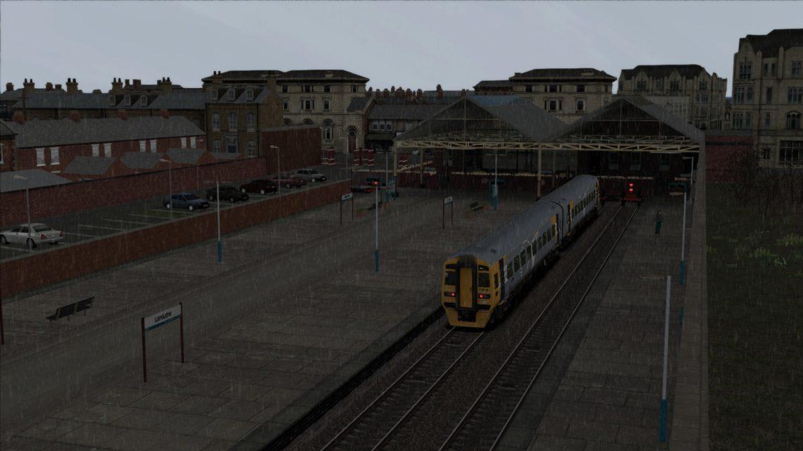 1M21 07.10 Cardiff Central – Holyhead (2001)