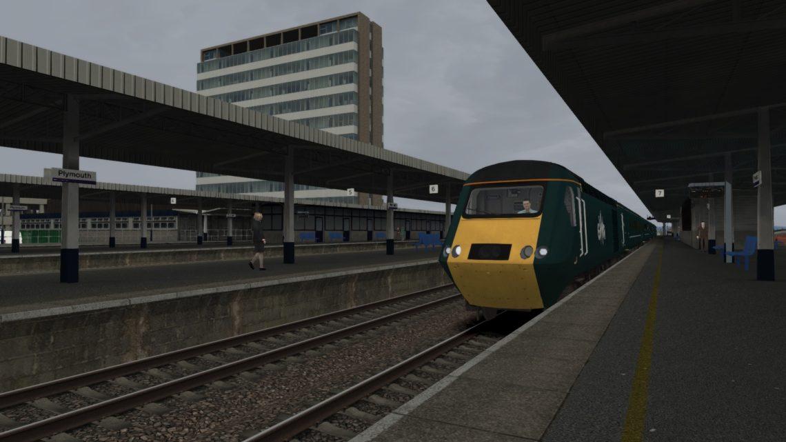 2E12 0600 Penzance – Exeter St Davids (Western Mainlines)