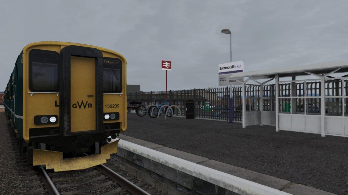 2T18 1324 Exmouth – Paignton