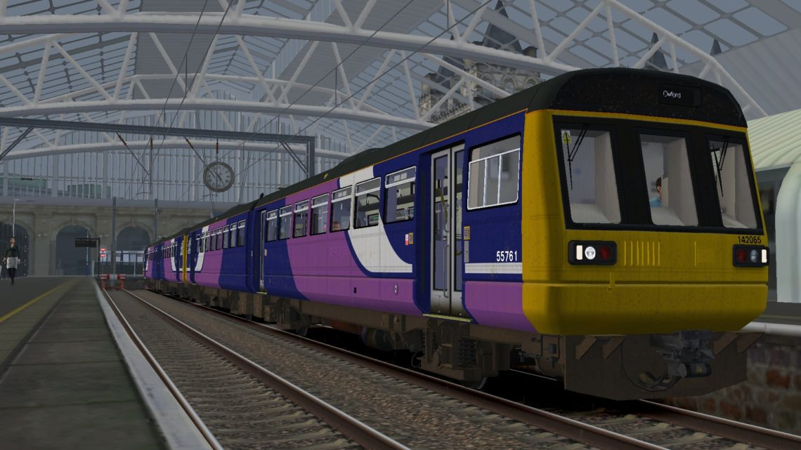 2O90 Liverpool Lime Street to Manchester Oxford Road