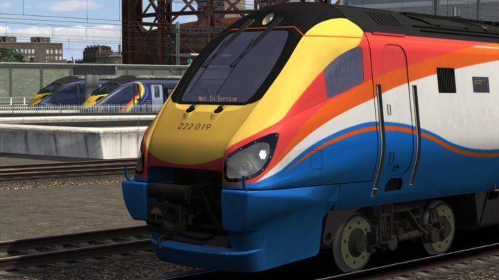 Class 222 Destination Upgrade