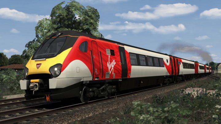 Class 221 Virgin Flowing Silk