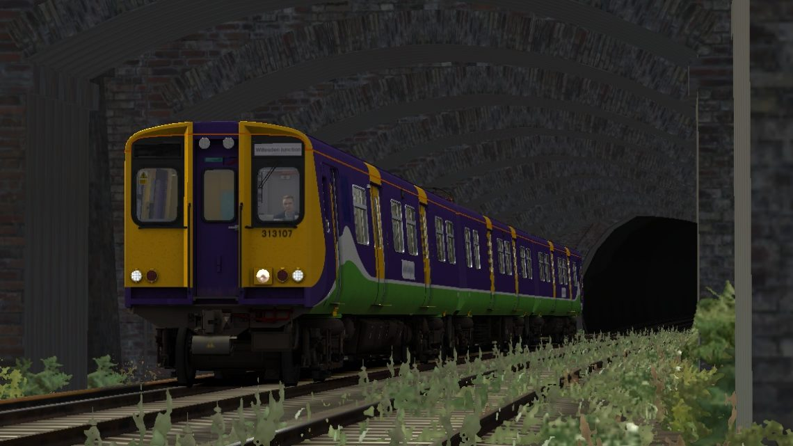 [CB] North Woolwich to Willesden Junction