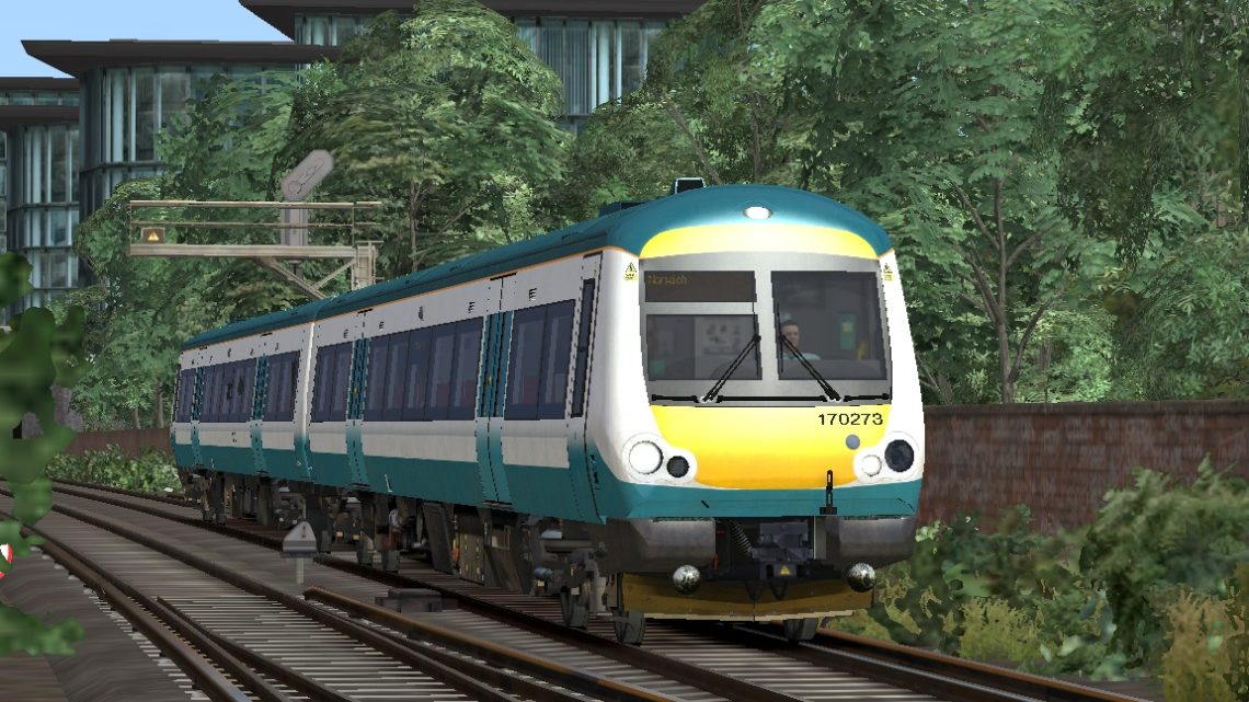 [CB] London Crosslink (Part 1)