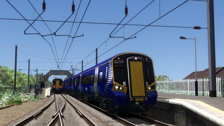 KH006 | Edinburgh Waverly to Ayr (Part 1 – Edinburgh Waverly to Carstairs)