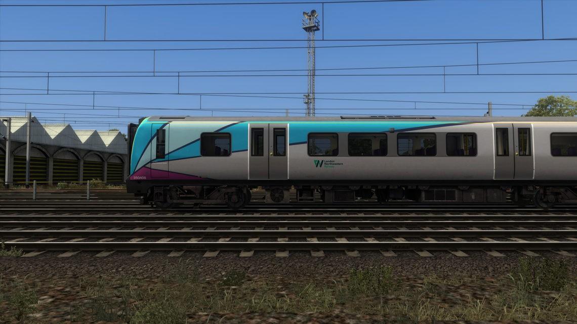 Class 350 – Ex-TransPennine Express (LNR) AP