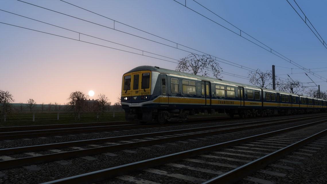 9K02: 0503 Orpington to Luton (2003)