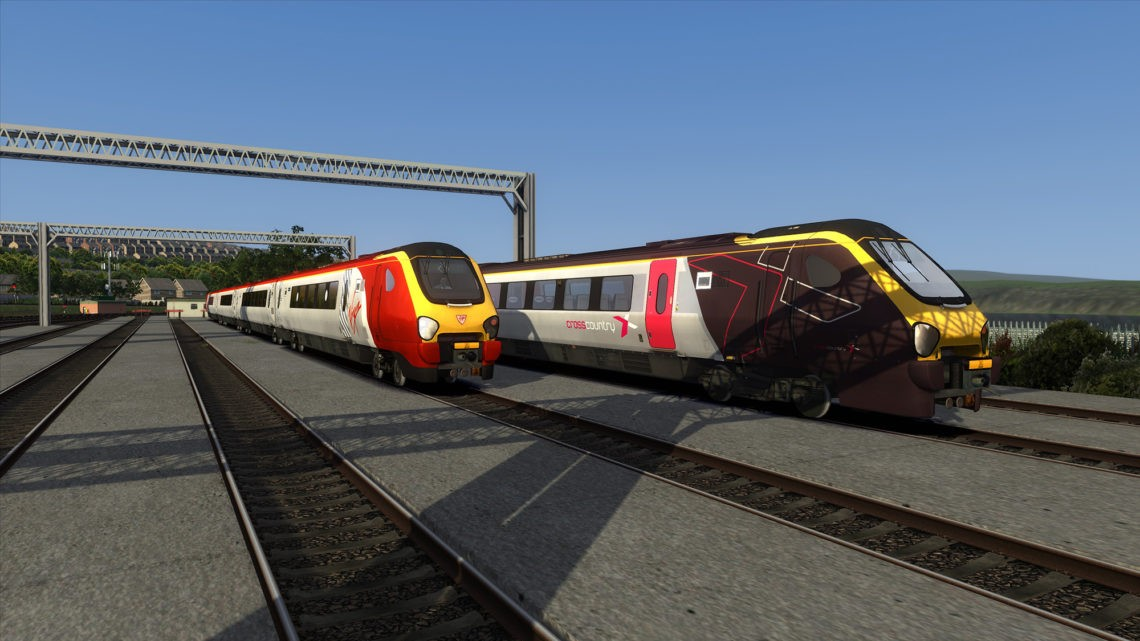 Class 220/221 (JT) – Updated Consists