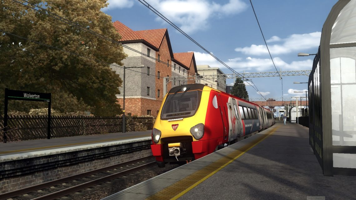 9A31 Lancaster to London Euston for WCML South v5.1
