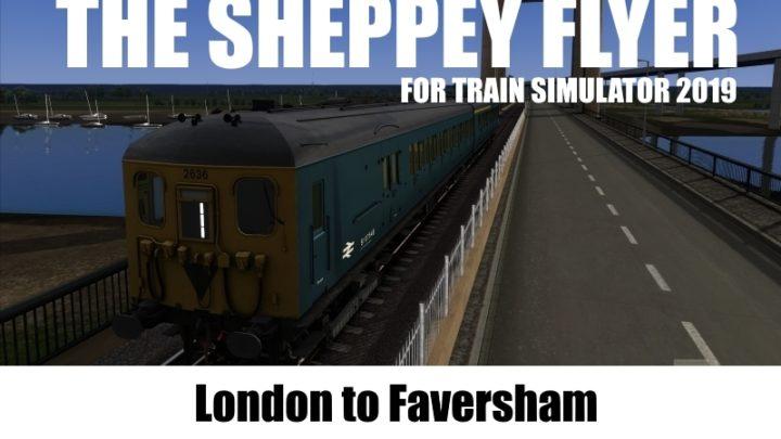 2-HAL Sittingbourne to Sheerness