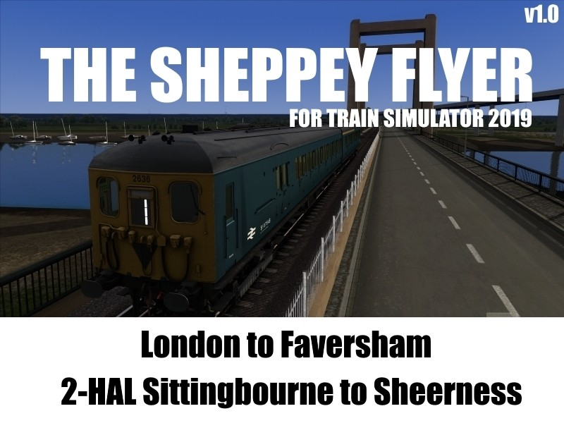 2-HAL Sittingbourne to Sheerness