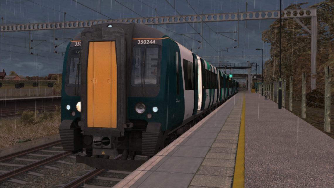 2U21 – 06:38 Northampton to Crewe
