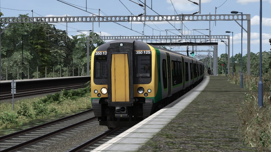 1U28 – 11:02 Crewe to London Euston