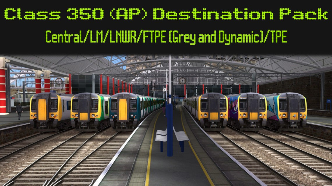 Class 350 (AP) Destinations Pack