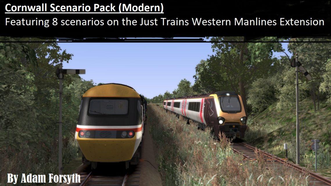 Cornwall Scenario Pack (Modern)