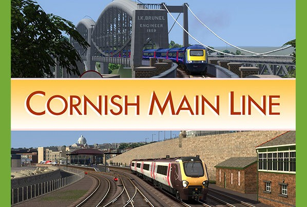 Just Trains Cornish Mainlines – Plymouth to Penzance