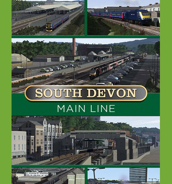 Just Trains South Devon Mainline