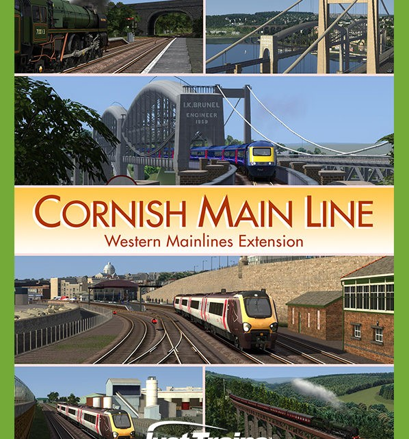 Just Trains Cornish Mainlines EXTENSION – Plymouth to Penzance