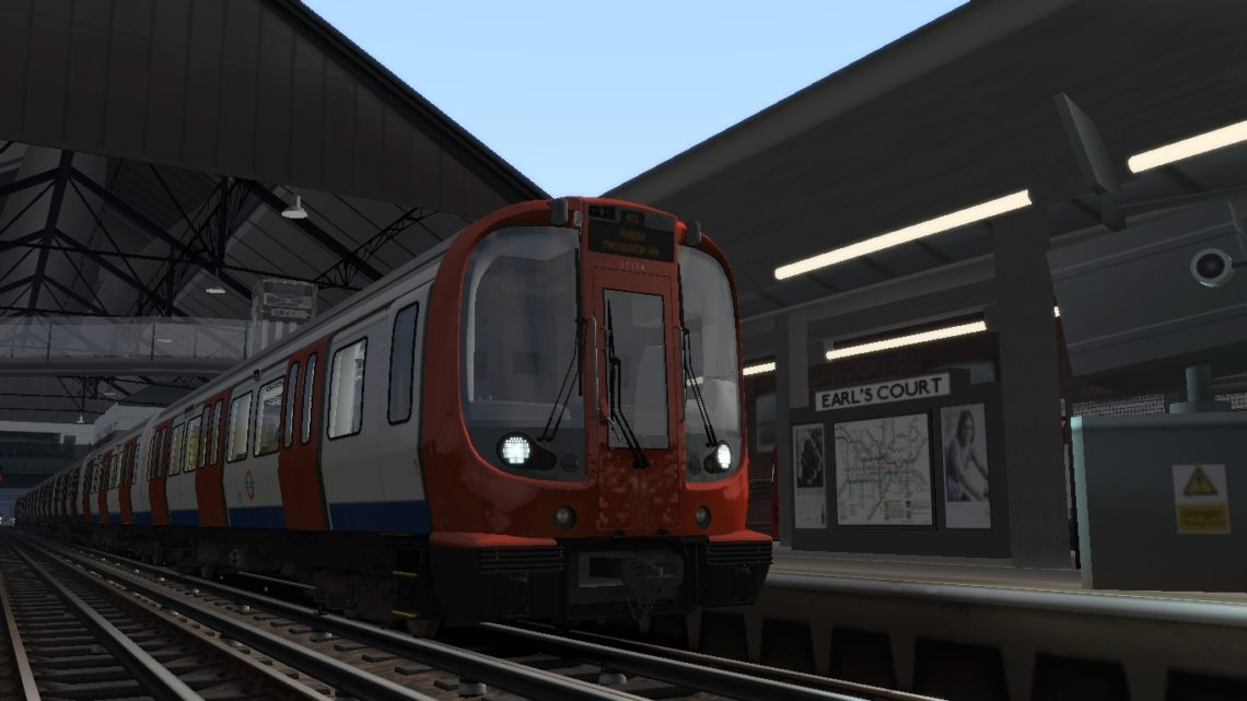 S7 Earl's Court – Ealing Broadway [District Line]