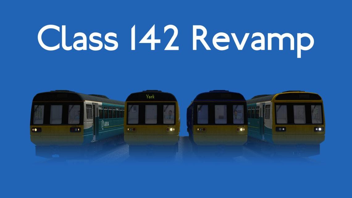 Class 142 Revamp Pack