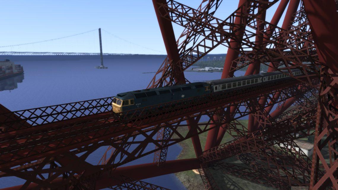(BR 80s) 1B32 12:00 Aberdeen to Edinburgh – 23rd July 1985