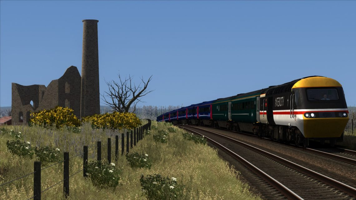 Easter 2019 West Country HST twin pack – v1.1