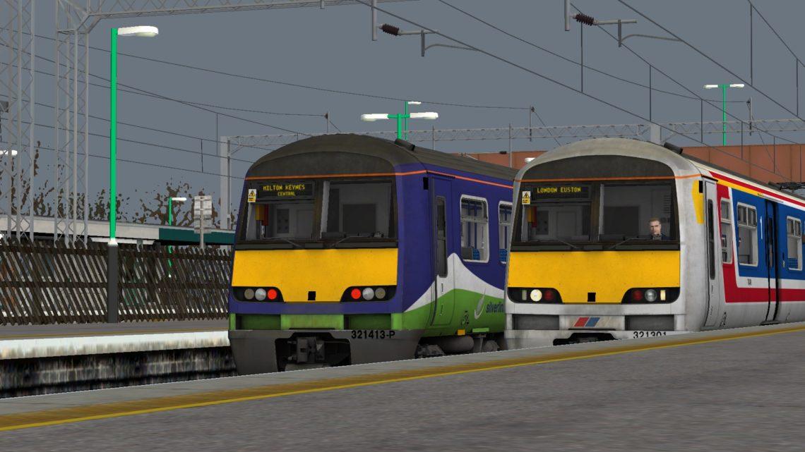 2K10 Milton Keynes Central to London Euston (c1998)