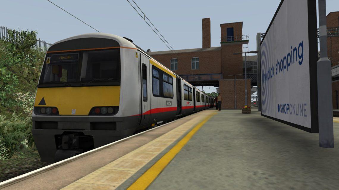 Braintree To London Liverpool Street | Class 321