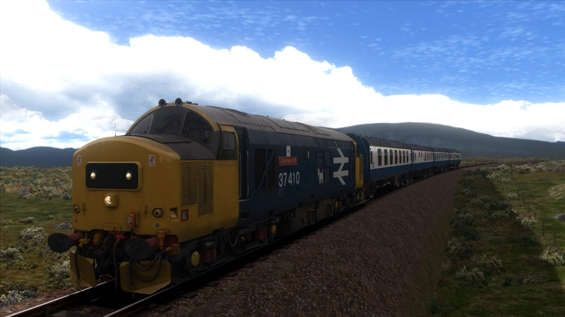 1Y48 17:37 Fort William To Helensburgh Upper