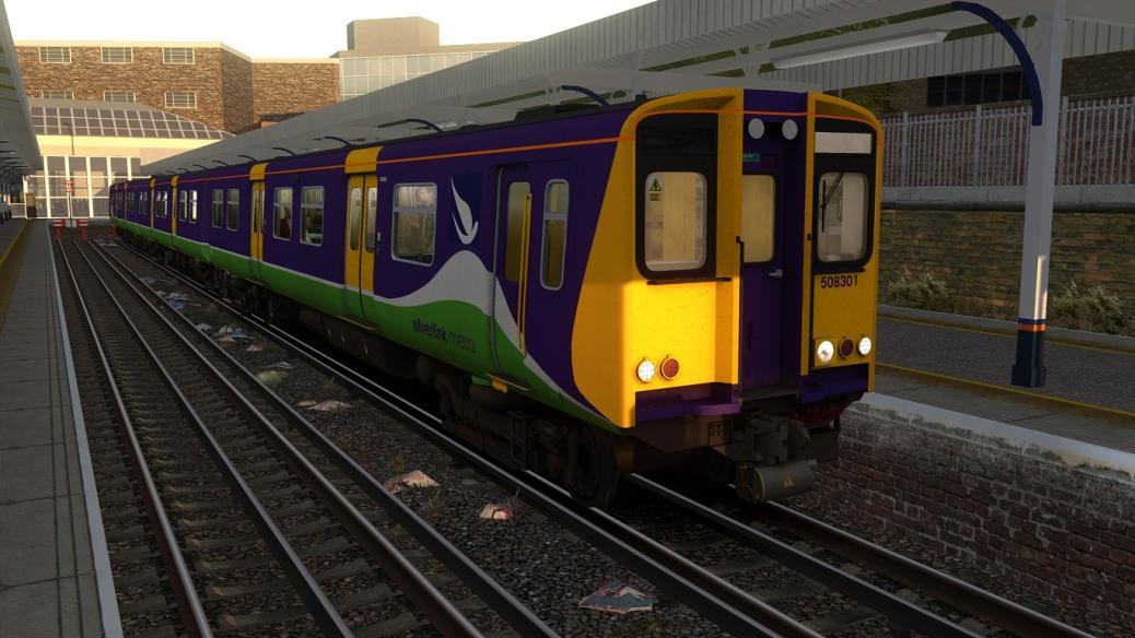 Class 508 Silverlink & London Overground